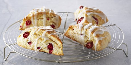 Anitas Cranberry Scones Recipes From My Home